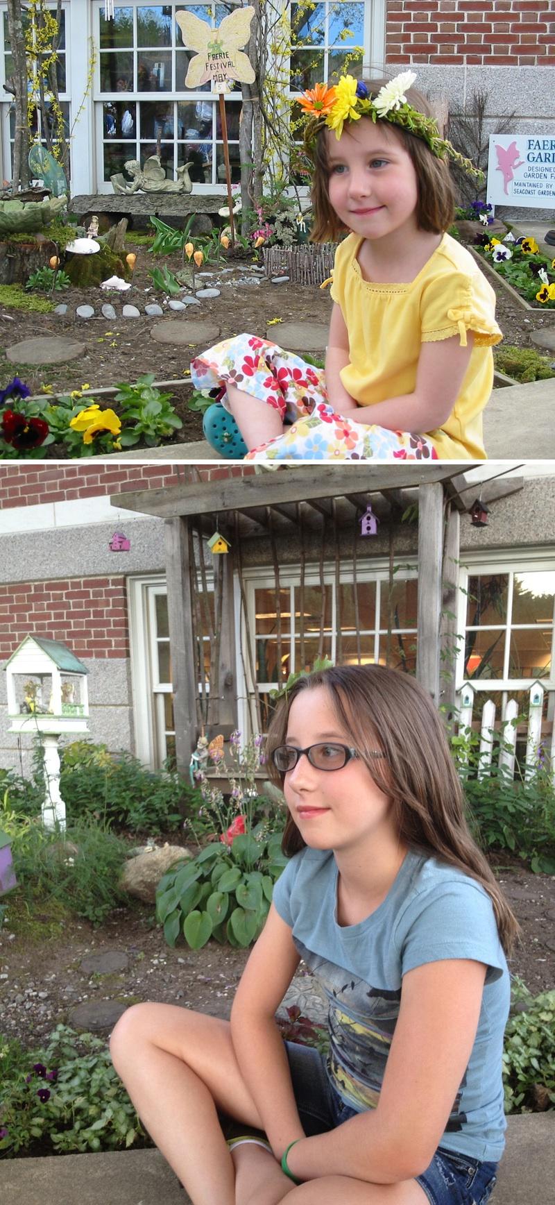 Flashback-garden