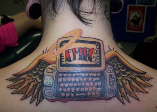 Sidekick-tattoo